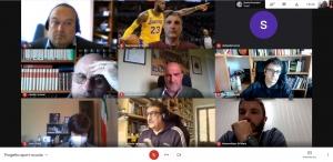 Presentato il progetto tra STS Basket e ASD Pallavolo