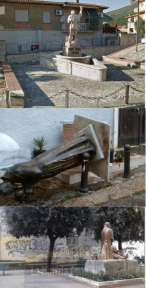 Statue e Santi abbandonati. Non dividiamoci sui Santi Patroni