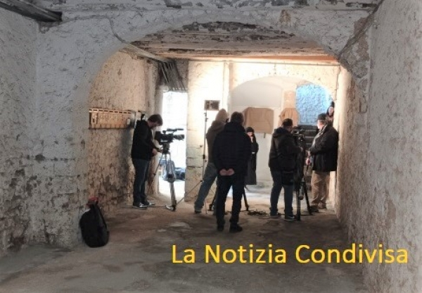 Iniziate le riprese del Docu-film sulla Passione di Cristo. La novità delle scene all'Anfiteatro