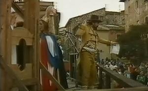 Il Carnevale del 1989, la videoripresa che ci ha emozionato