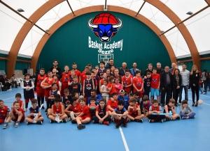 La nuova stagione della Basket Academy Sezze