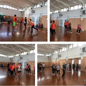 """Gli alunni dell'I.C. Pacifici Sezze- Bassiano alla XVII edizione del torneo internazionale """"Tchoukball Festival"""""""